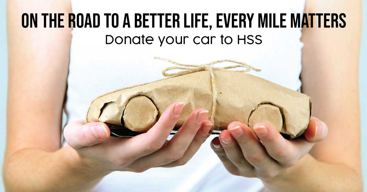 Donate a Car to HSS