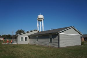 New home group in Hecker Illinois