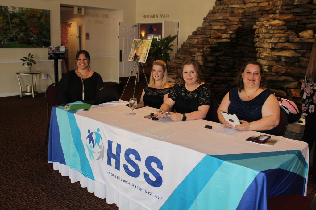 HSS Staff at 2019 Gala