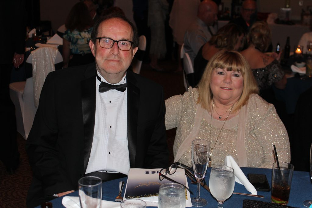Jan and Gary Crawford at HSS 2019 Gala