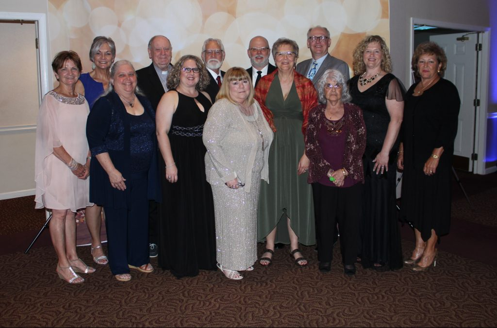 Shine Your Light Gala 2019 HSS Board