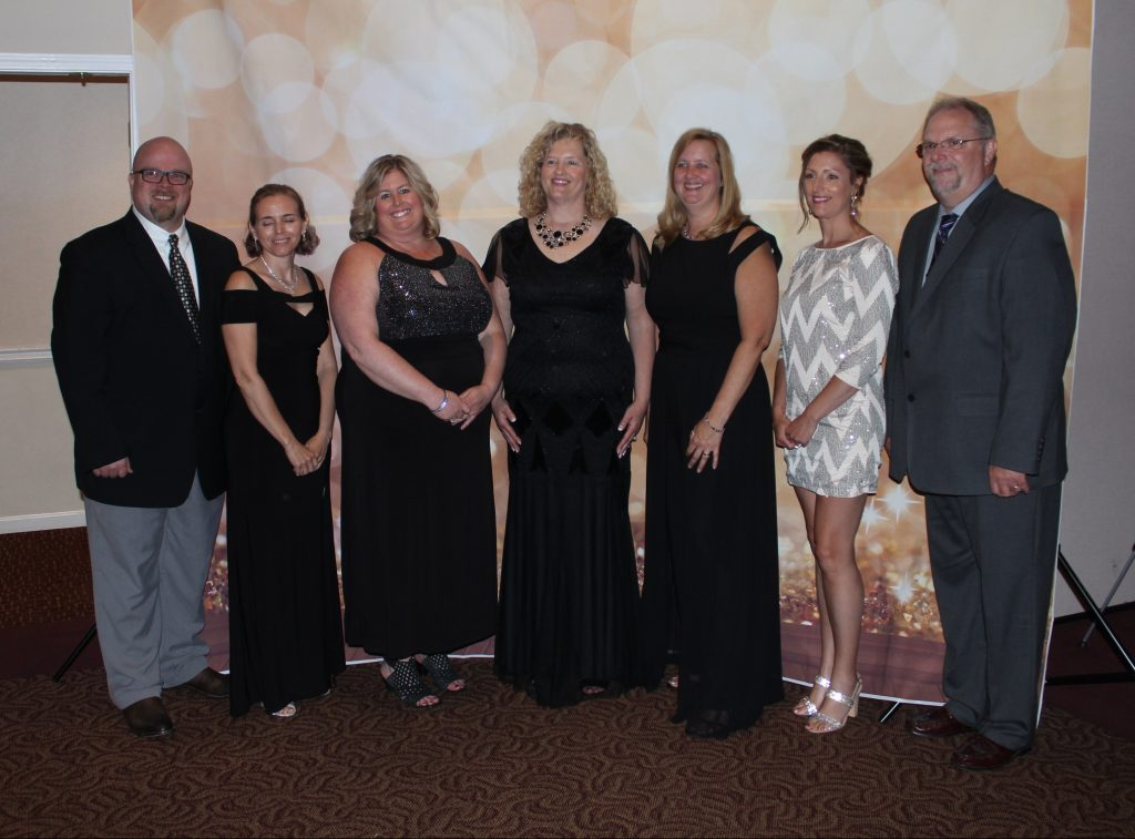 HSS Staff at Shine Your Light Gala 2019
