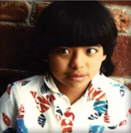 HSS Client Rosita as a child